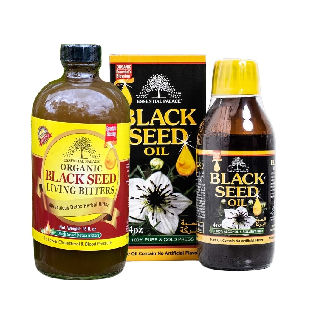 Black Seed Maintenance Set