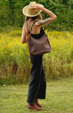 Load image into Gallery viewer, Women's Vagabond Hobo Bag
