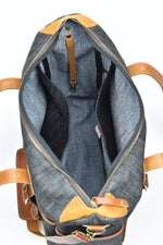 Load image into Gallery viewer, Denim Vermonter Bag