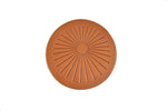 Load image into Gallery viewer, Sun Burst Leather Coaster Set