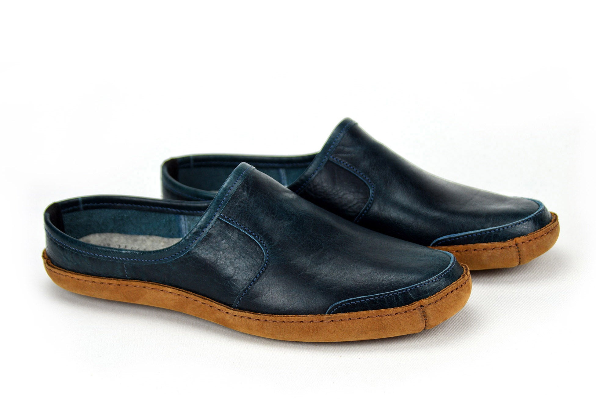 Vermont House Shoes: Mule