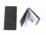 Load image into Gallery viewer, Leather Checkbook Cover