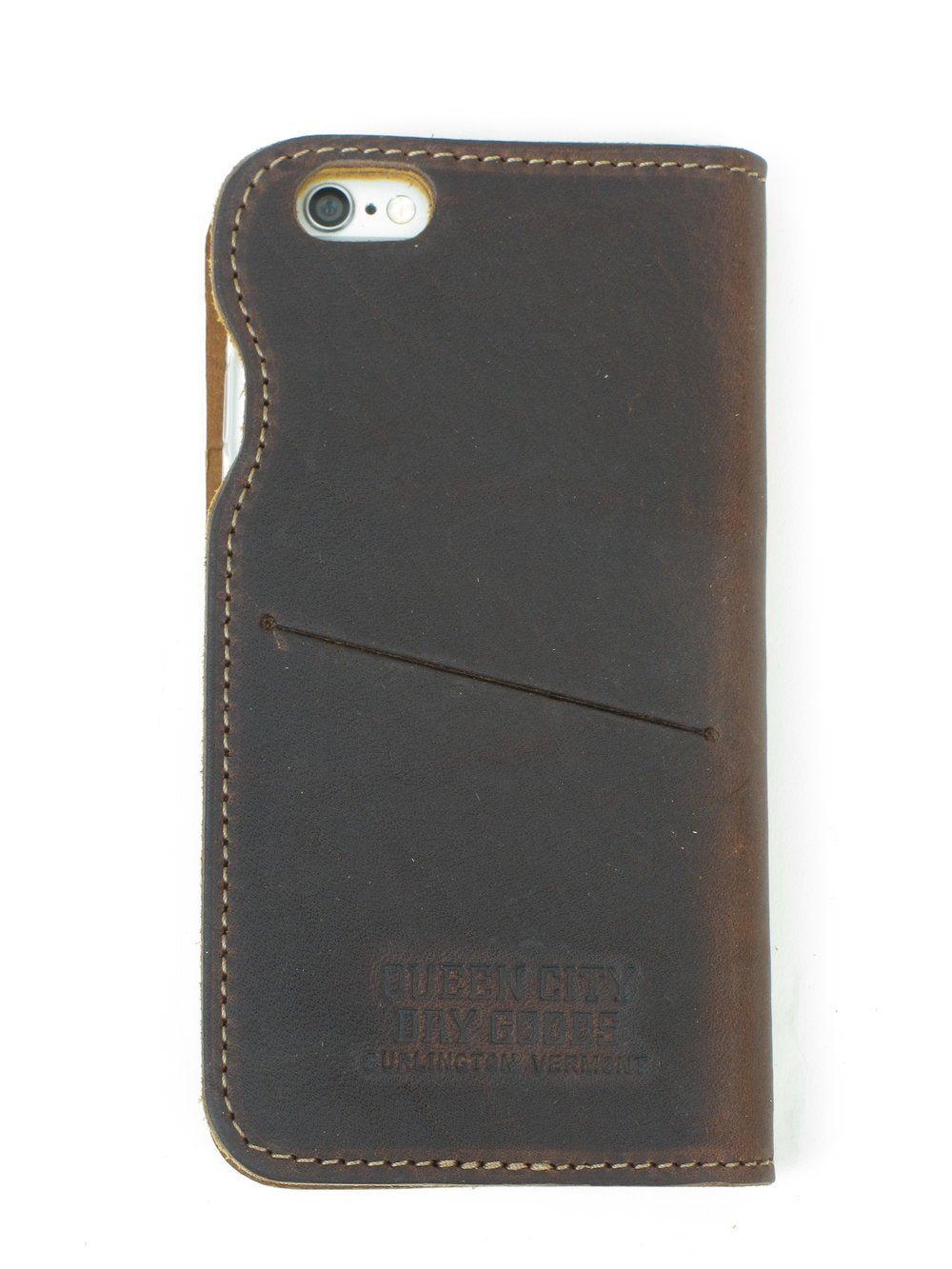 Leather iPhone 6 Wallet (6S compatible)