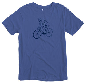 Premium Cotton Cyclist Tee