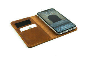 Leather iPhone 10 Wallet