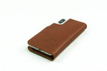 Load image into Gallery viewer, Leather iPhone 10 Wallet