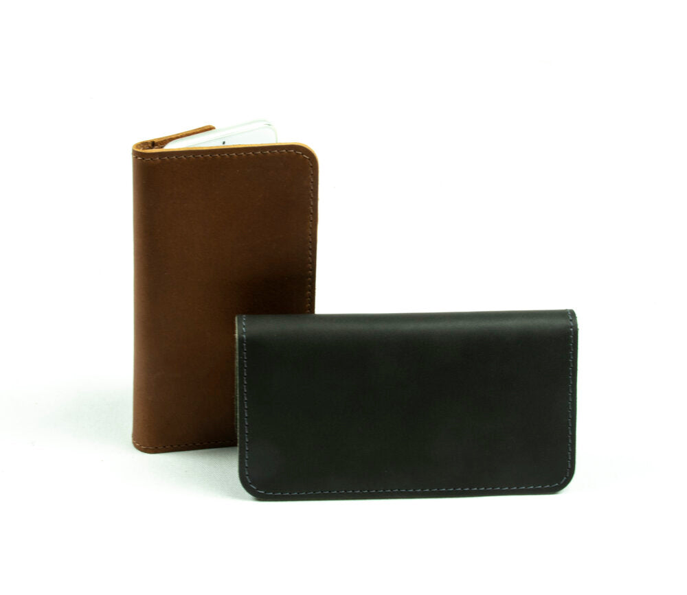Leather iPhone 8 Wallet (6, 6S & 7 compatible)