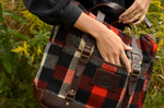 Load image into Gallery viewer, Vermonter Bag - Special Edition Johnson Woolen Mills Collaboration