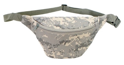 INDM1012 Digital Camo Fanny Pack -ITS Global Supply