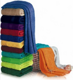 IQV3060-Colors Terry/Velour Hemmed Beach Towel -ITS Global Supply