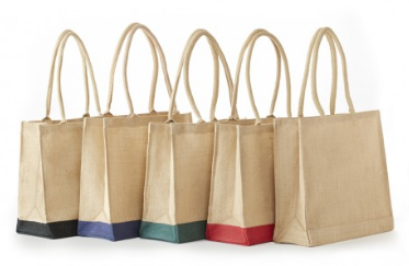 IJ908- All Natural Economy Tote with Rope Handles -ITS Global Supply