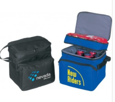 IN4033-Deluxe Poly Cooler with Lunch Bag -ITS Global Supply