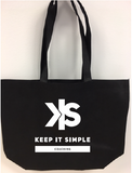 INBS106 Non-Woven 100 Grams Eco Friendly Tote Bag -ITS Global Supply