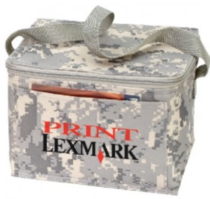INDM4051 Digital Camo 6 Pack Poly Cooler -ITS Global Supply