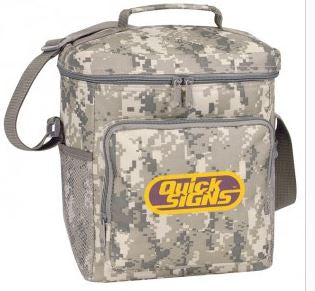 INDM4081-Digital Camo Deluxe Poly Cooler -ITS Global Supply