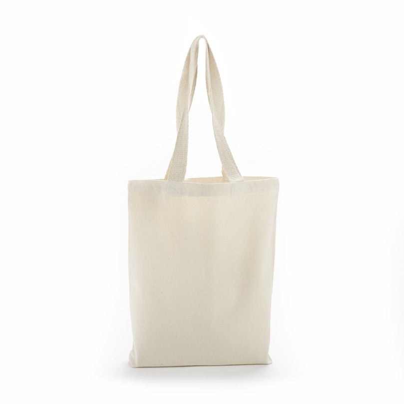 ITB100G Economical Cotton Tote Bag W.Gusset -ITS Global Supply