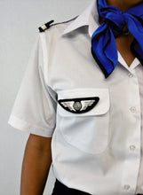 Load image into Gallery viewer, Woman Pilot shirt Airways Aviation by readytofly