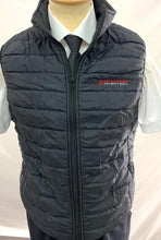 Load image into Gallery viewer, Black padded vest Airways Aviation by readytofly