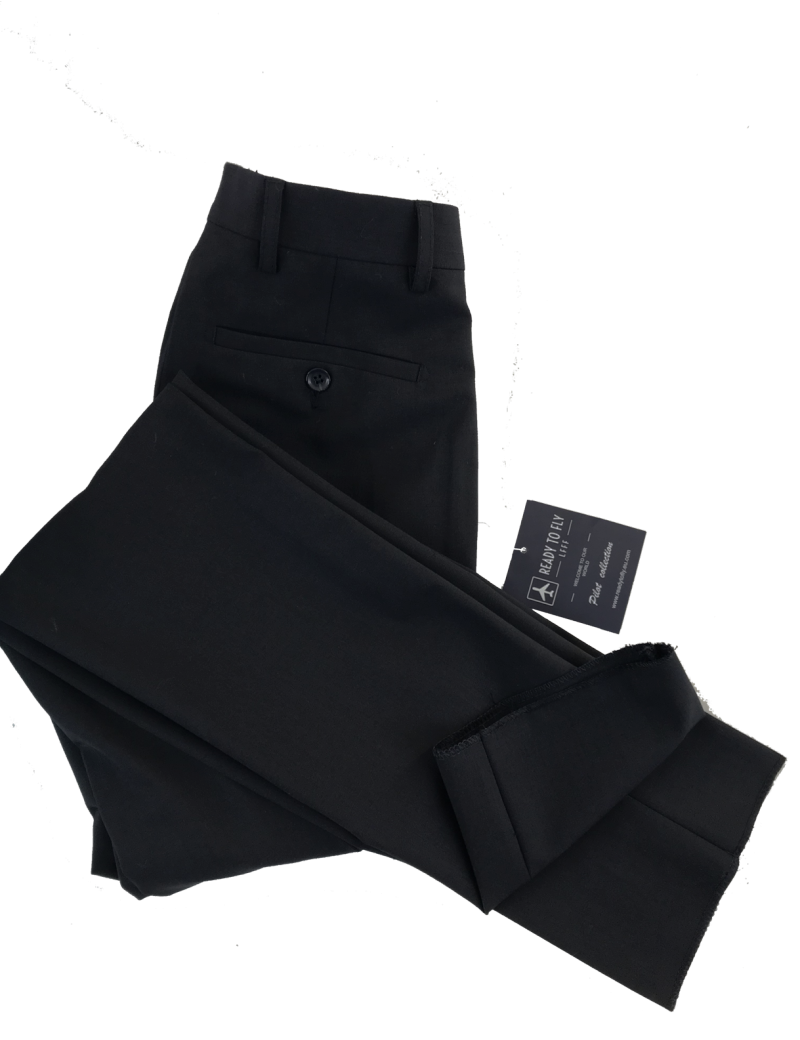 Man Black trousers Airways Aviation by readytofly