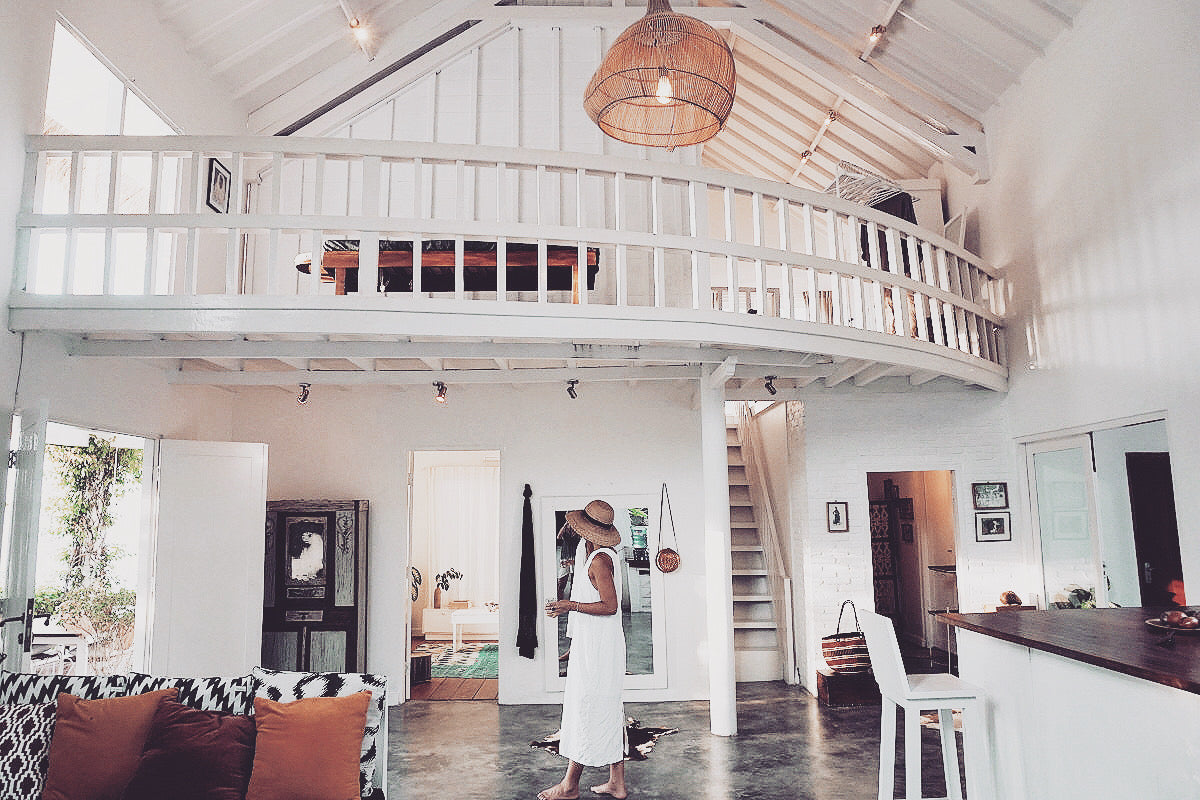 Samadhi Villa in Gili Trawangan, a unique space designed for you who love light.