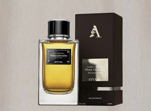 The Fragrance: Landon Alexander's Doux Chevalier Eau De Parfum