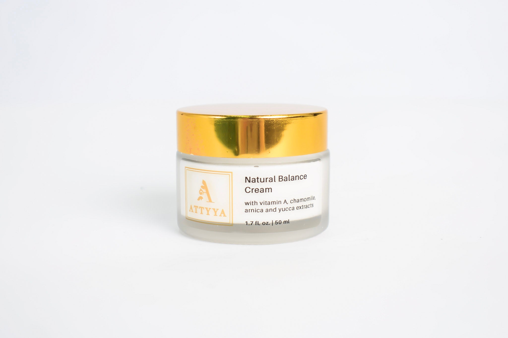NATURAL BALANCE CREAM WITH VITAMIN A