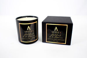 PATCHOULI DE LA MARIEE SCENTED SOY CANDLE- THE BRIDAL CANDLE