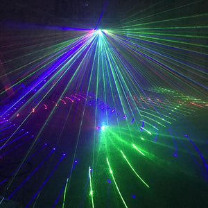 Laser Beam Light