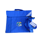 Button Lane Primary Book Bag / Strap Bag