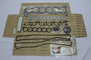 GENUINE NISSAN SKYLINE R33 R34 RB26DETT ENGINE GASKET KIT SET - 10101-24U28