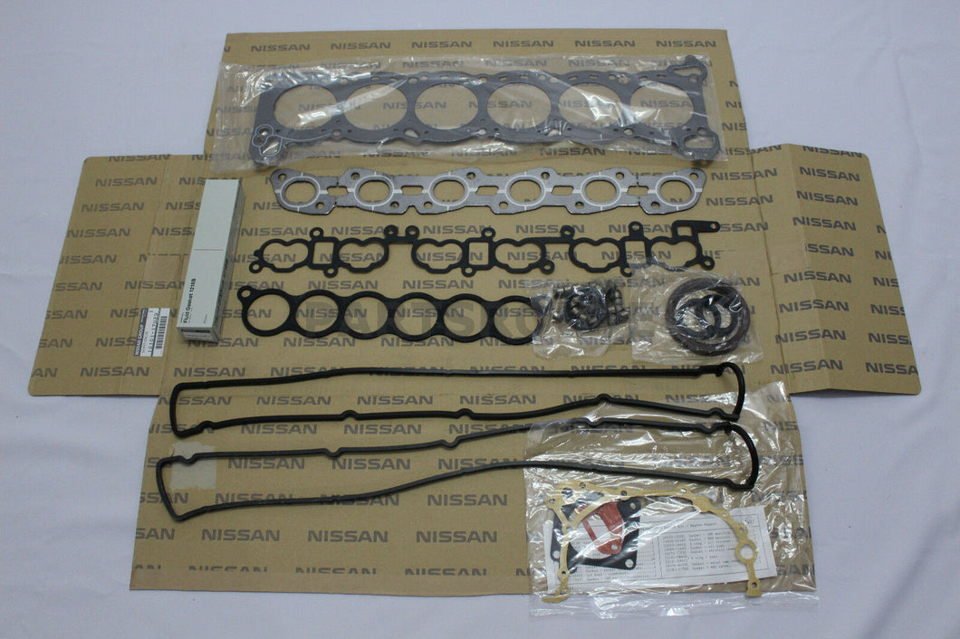 GENUINE NISSAN RB25DET ENGINE GASKET KIT SET - SKYLINE LAUREL & STAGEA