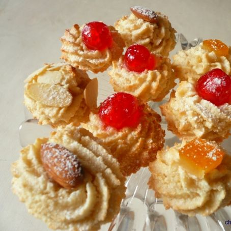 Almond Paste Sweets