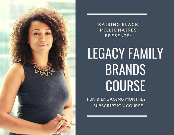 Legacy Family Brands Course [3 months of the MONTHLY SUBSCRIPTION]