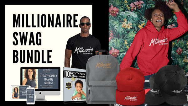 Millionaire-in-the-Making Swag Bundle (ADULT)
