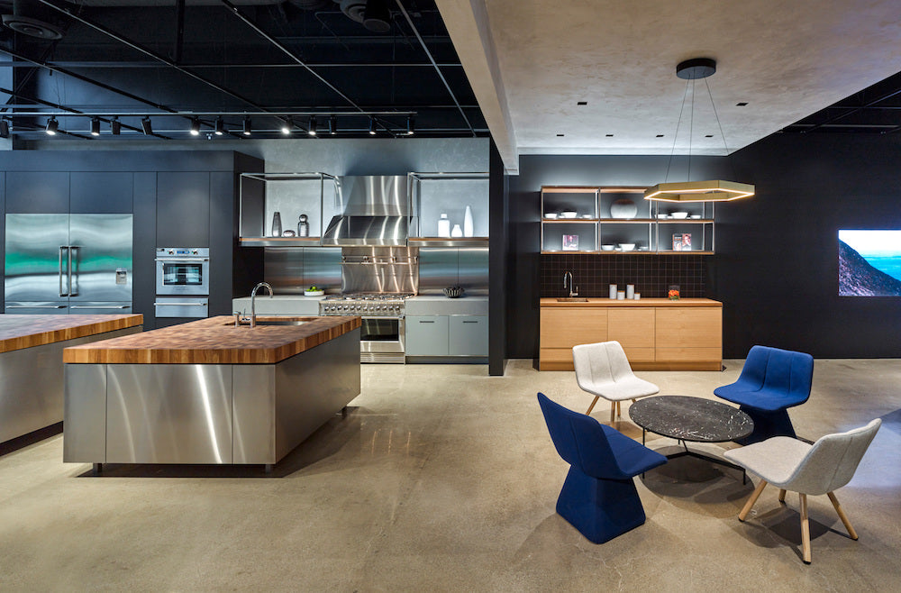 Fisher-Paykel-Showroom anti-office
