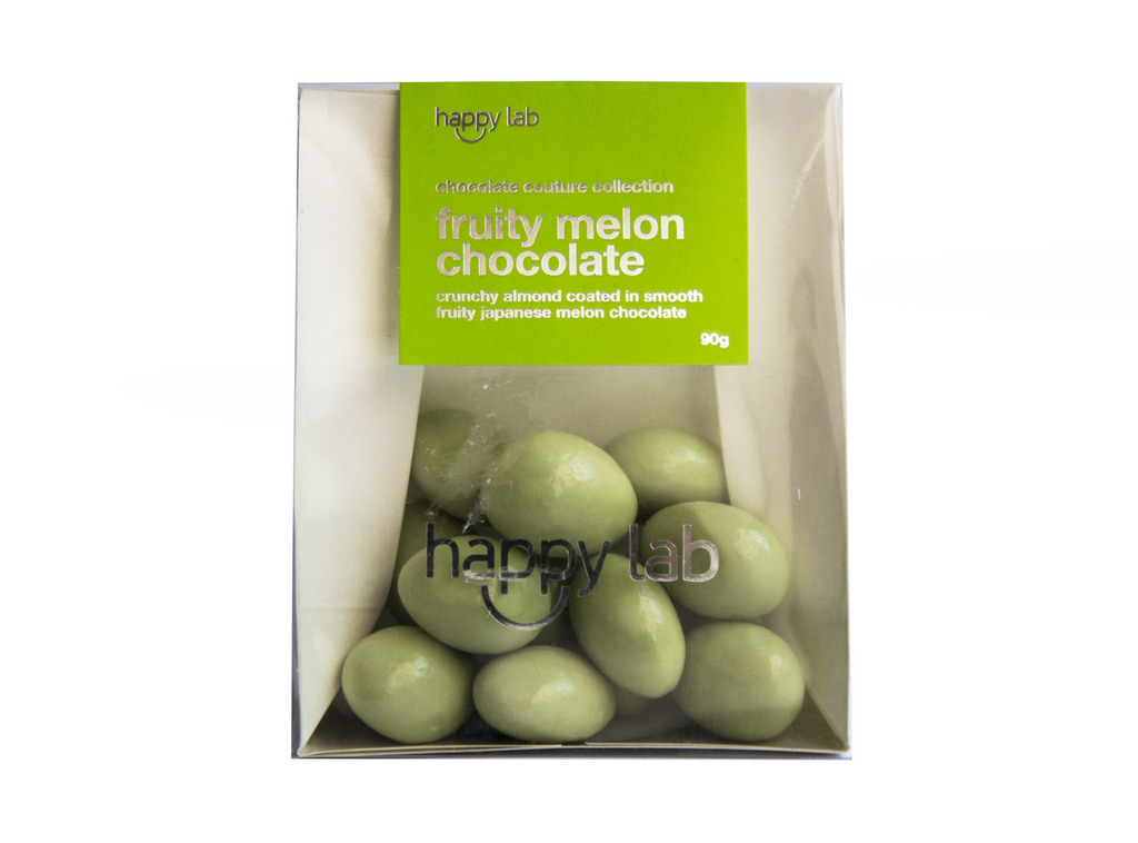 fruity melon chocolate - bag