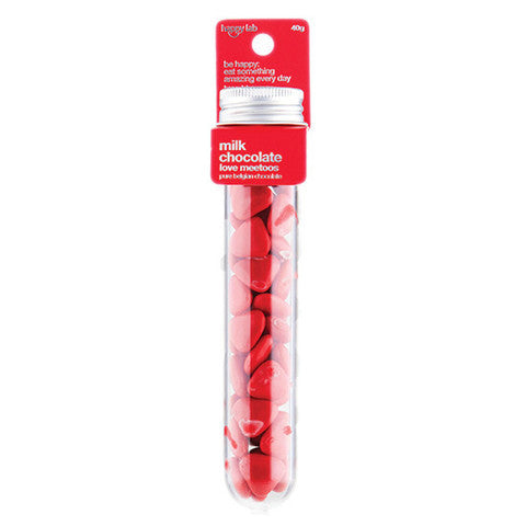 red milk chocolate love meetoos test tube