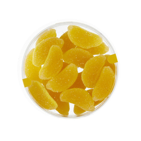 juicy sweet bananas gourmet gummy petri
