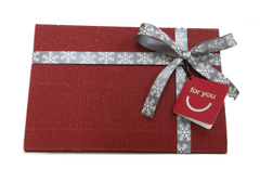 christmas gift box- chocolate collection