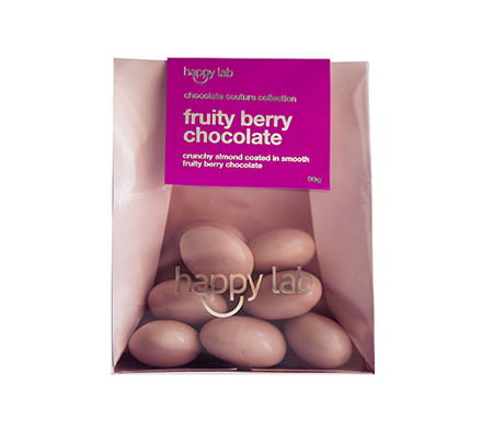fruity berry chocolate - bag
