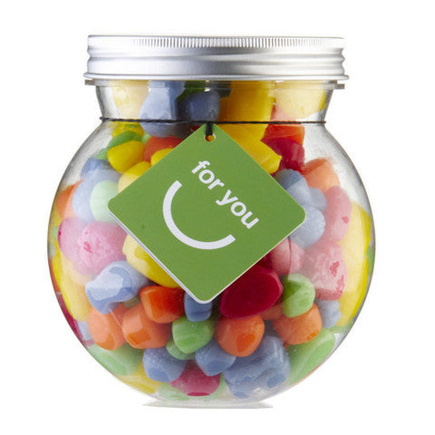 mini hawaiian mix gourmet gummy bulb
