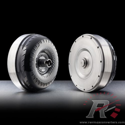 48RE Stage 5 Billet Triple Disc Torque Converter