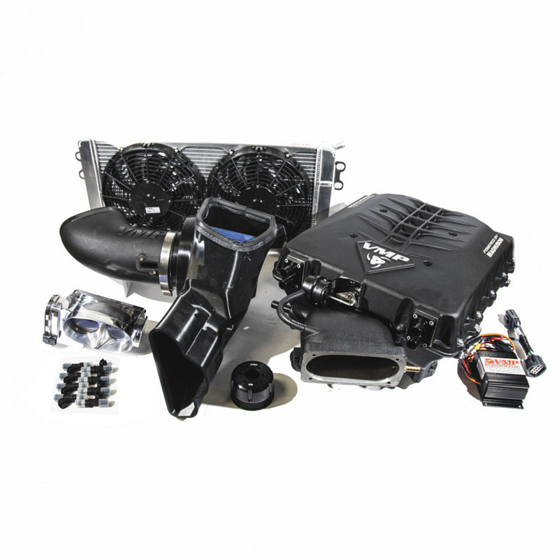 VMP 15-17 MUSTANG 5.0 L SUPERCHARGER KIT