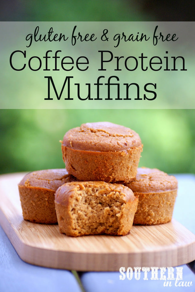 Protein Packed Muffin Recipe