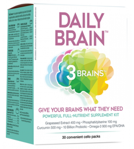 Daily Brain 3 Brains
