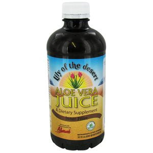 Lily of the Desert Aloe Juice