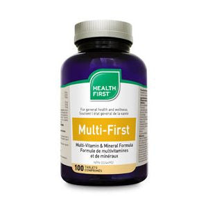 Multi-First Multi-Vitamin & Mineral w/Phytonutrients (2 Sizes Available)