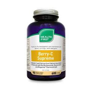 Berry-C Supreme 600 mg (2 Sizes Available)