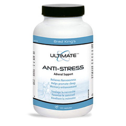 Brad King Ultimate Anti Stress Formula
