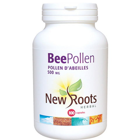 New Roots Bee Pollen 500mg